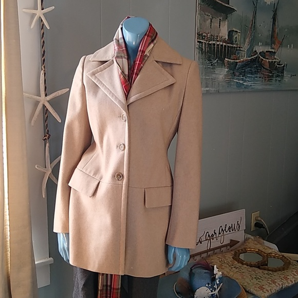 Banana Republic Jackets & Blazers - Wool Pea Coat